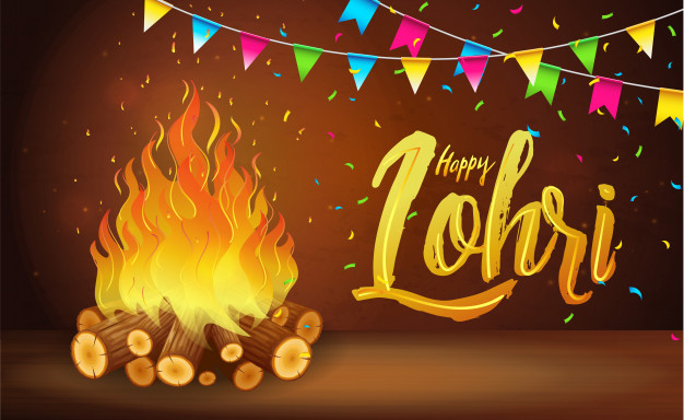 Whatsapp lohri wishes 2021