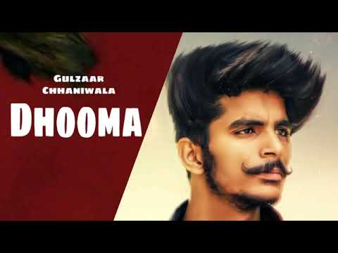 Gulzar chhaniwala dhhoma song whatsapp status download