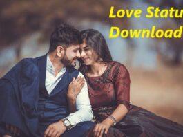 Love status download